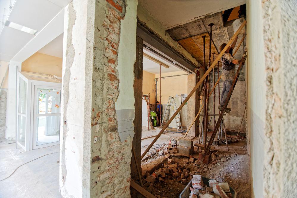 reforma casa segunda mano